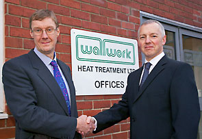 appointment at wallwork group