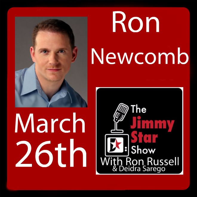 Ron Newcomb on The Jimmy Star Show