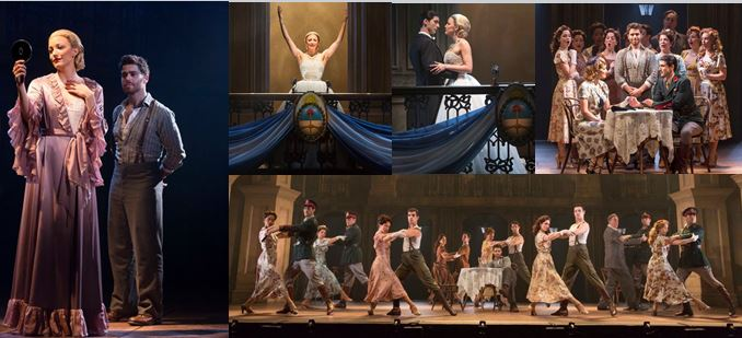 KRAVIS CENTER Presents Tim Rice's and Andrew Lloyd Webber's EVITA - Opens 4/8