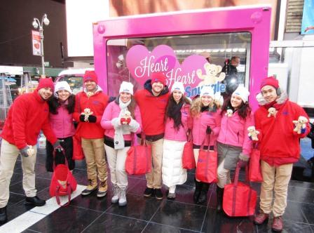 Brand Ambassadors for Snuggle Fabric Softener