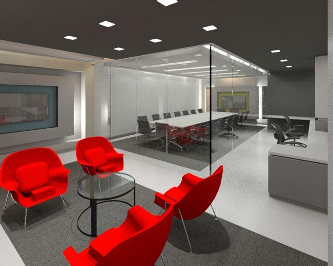 KL Software Technologies New York Office Reception