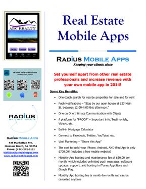 2014 Real Estate Flyer 700x905