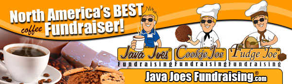 JavaJoe / Cookie Joe / Fudge Joe Fundraising