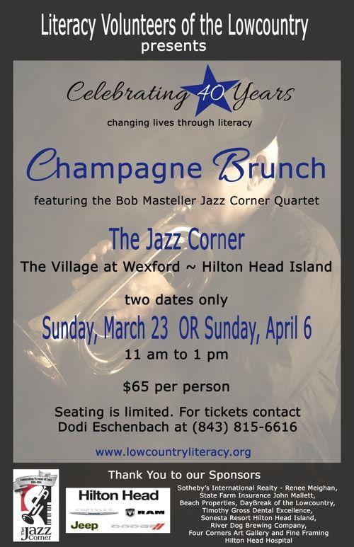 Champagne Jazz Brunch