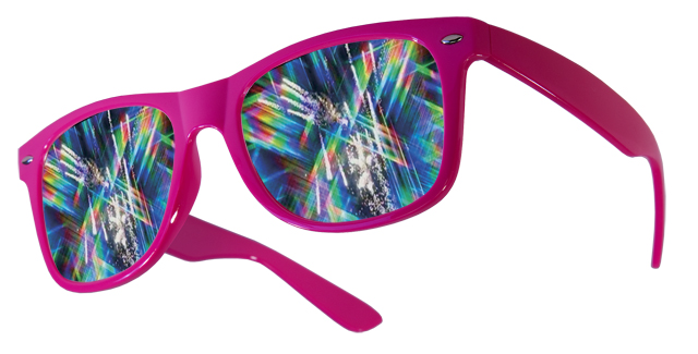Diffraction Glasses