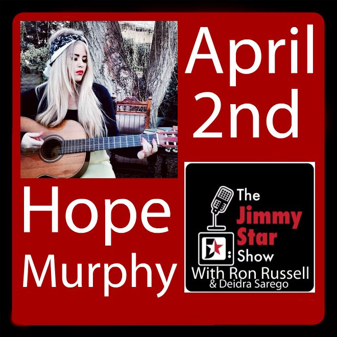 Hope Murphy on The Jimmy Star Show