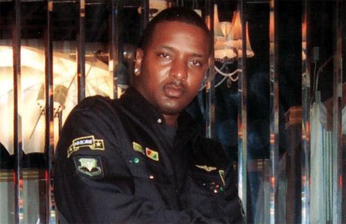 Photo of rapper Paul Mahsahn