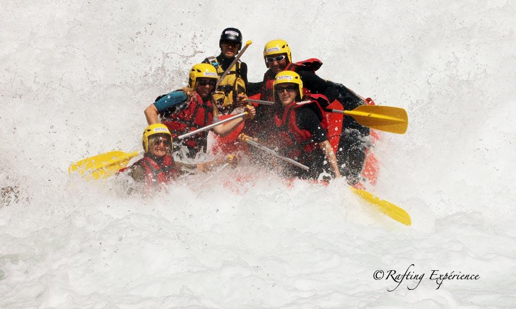 Rafting Serre Chevalier