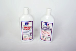 Marine Polish and Cutting Compound