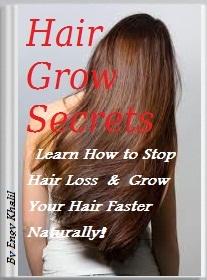 hair grow secrets ebook