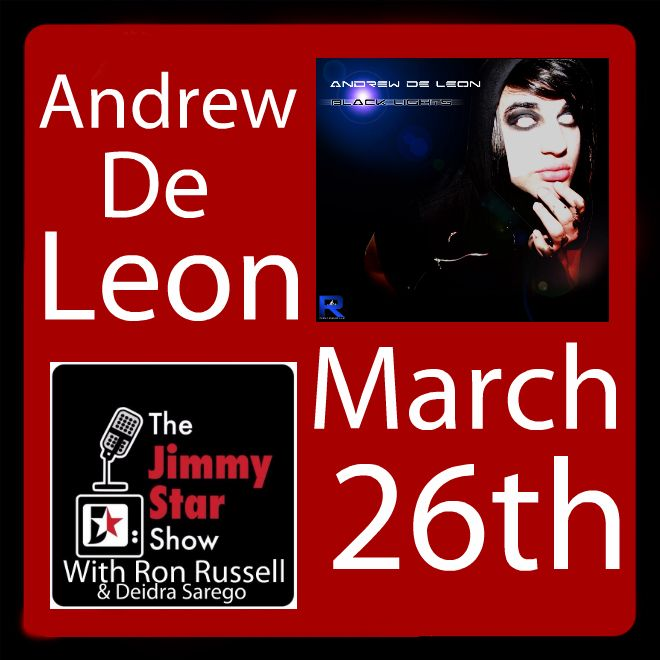 Andrew De Leon on The Jimmy Star Show