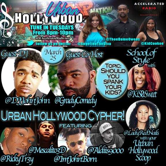 Urban Hollywood Radio