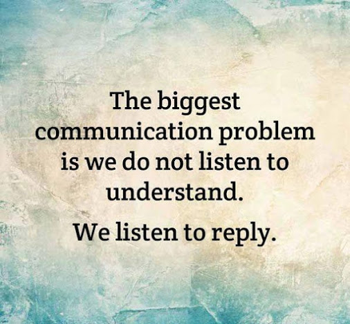 Communication Problem with Ron Robey