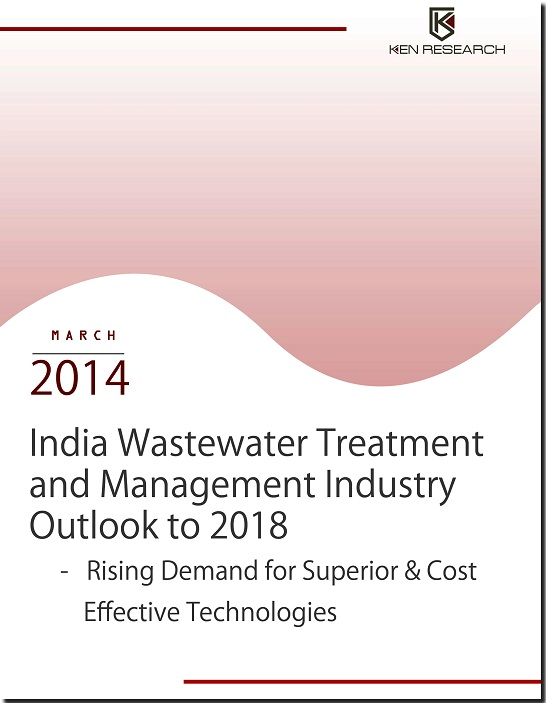 India Wastewater Cover Page