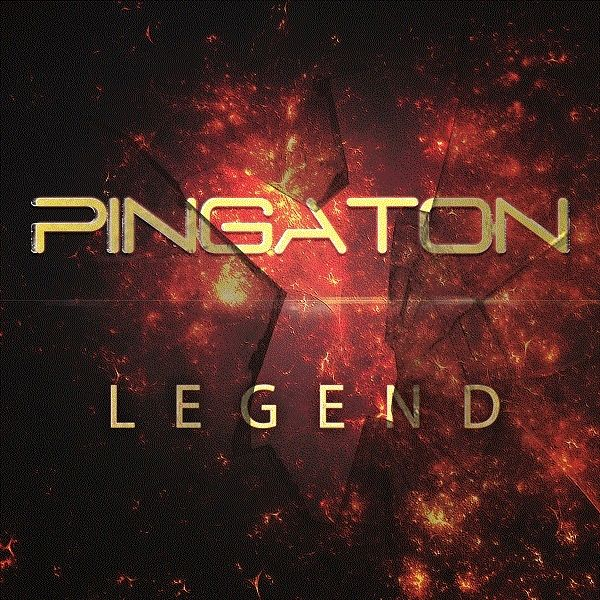 """Legend"" by Pingaton (CD cover)"