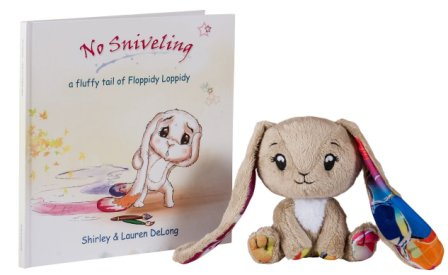 Floppidy Loppidy Book and Stuffed Bunny