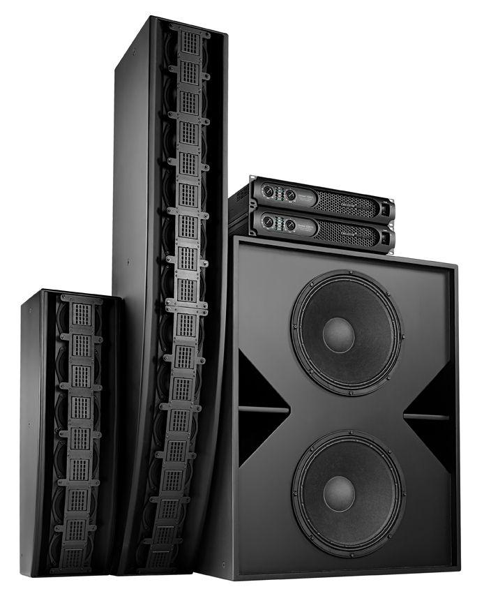 Christie Vive Audio System