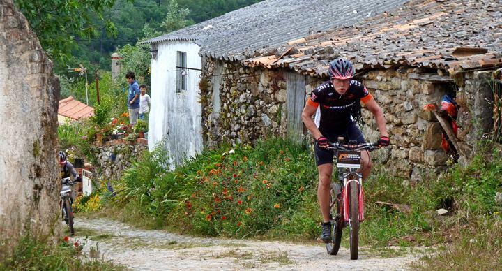 Madrid to Lisbon by mountain bike