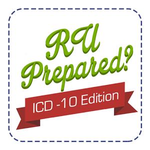 RU Prepared? ICD-10