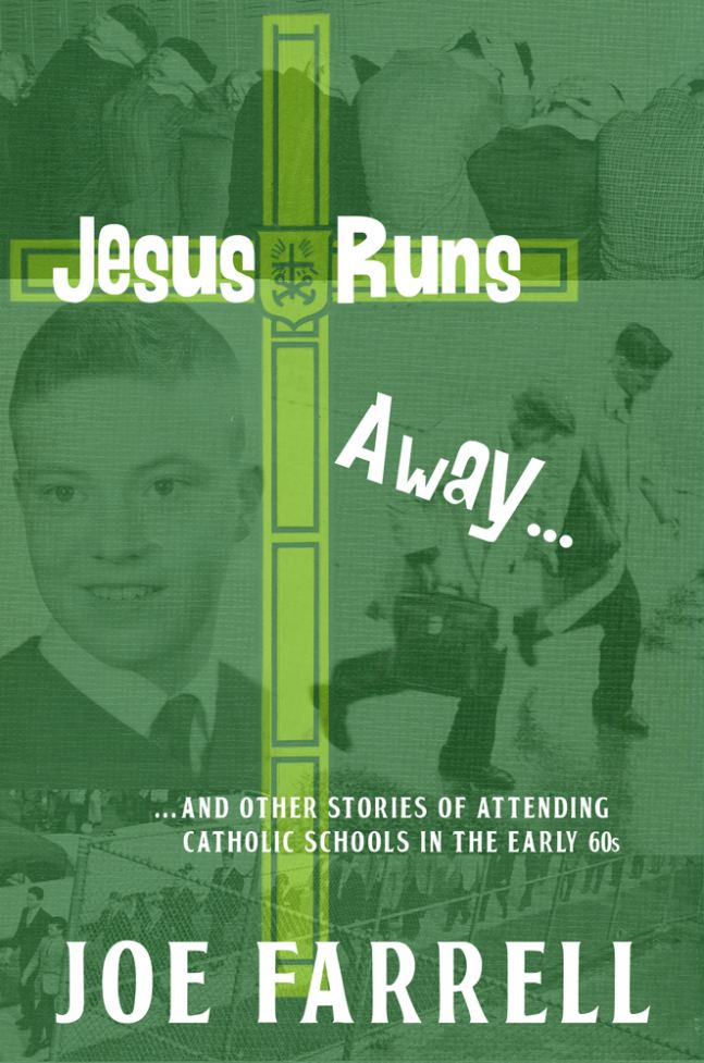 Jesus Runs Away