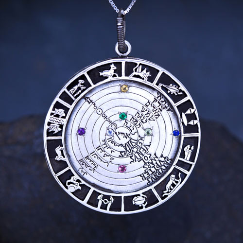 The Image of the Cosmos Talisman