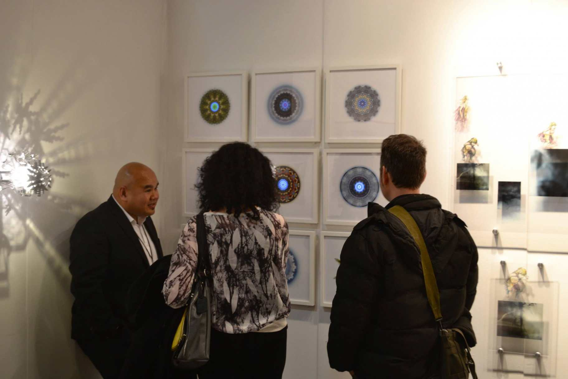 Yellow Peril at SCOPE New York 2014