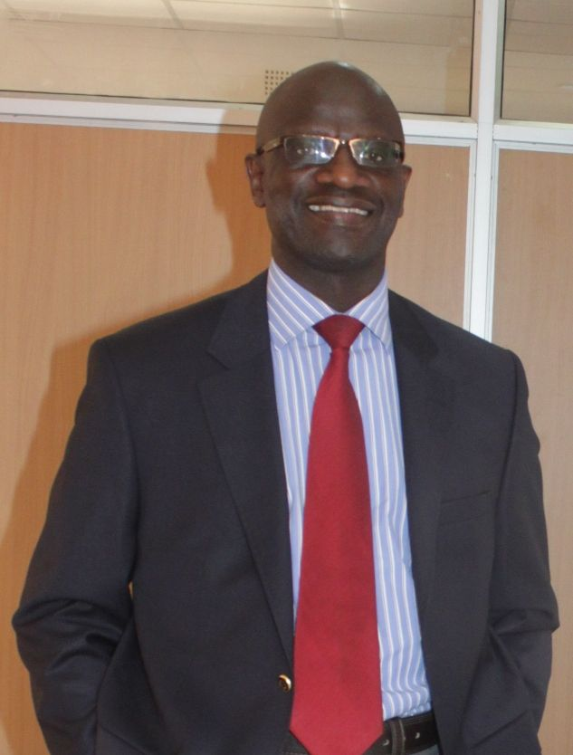 Charles Nakhoze, CEO of African Grey Insurance