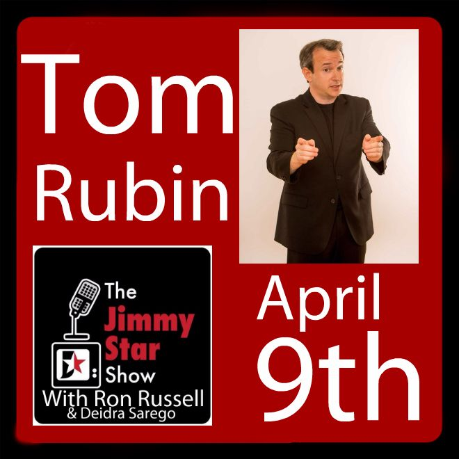 Tom Rubin on The Jimmy Star Show