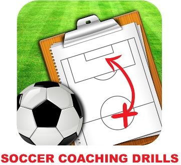 Soccer Coaching Drills App logo