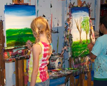 The Morris County Arts Workshop hosts Kids Create 4 A Cause to benefit hospital.