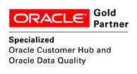 LumenData is an Oracle Gold Partner