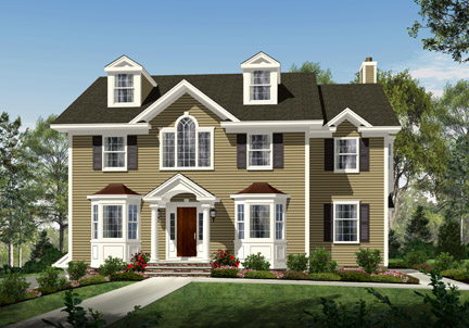New Home by Distinguished Homes in Madison, NJ