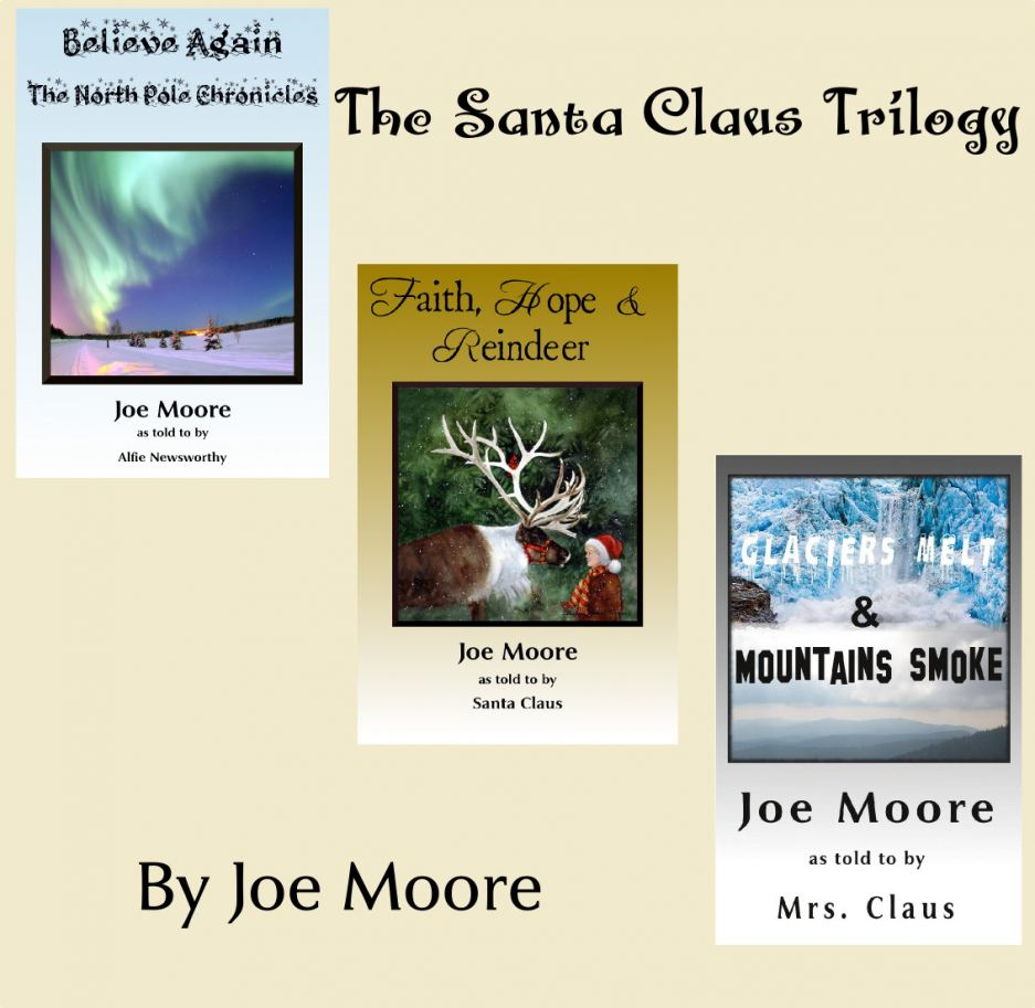 The Santa Claus Trilogy by Joe Moore