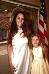 Kristin Farmer - Living Legacy M. Ed. Founder ACES with her daughter