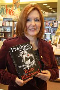 Romantic Fiction Author Rusty Blackwood