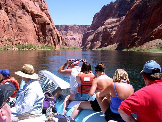 1-day Smooth Water Rafting Tours!