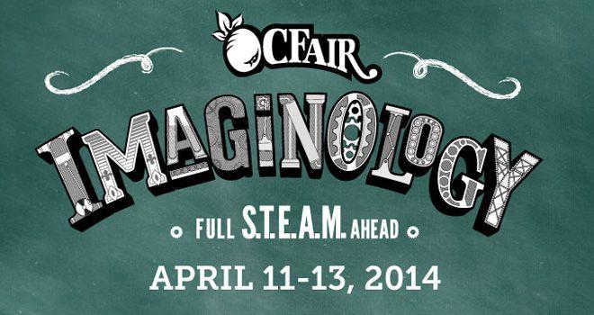 Imaginology Fair at the OC Fairgrounds