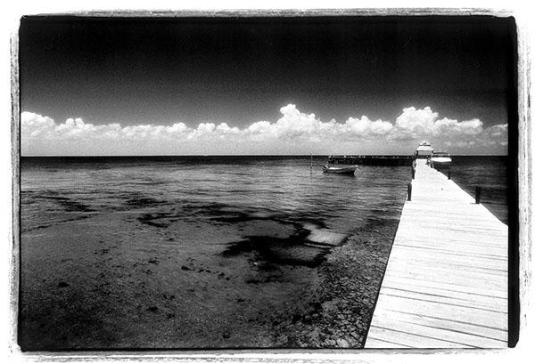 "Peter B Klein's ""Island Study IV"""