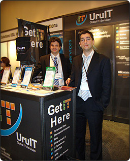 UruIT at the New York Expo