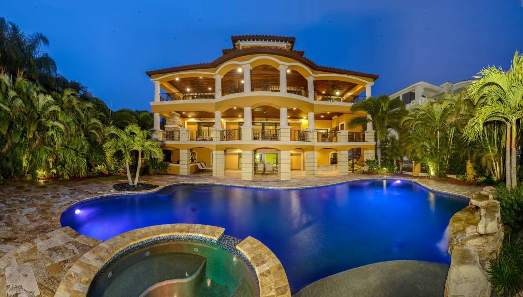 Tampa Area Luxury Gulf-Front Home to be Sold at April 1st Absolute Auction