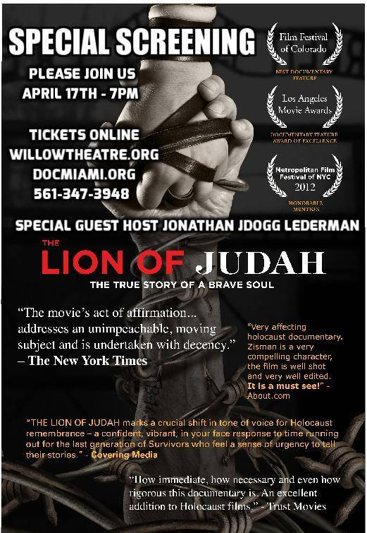 """The Lion of Judah: The Story of a Brave Soul"""