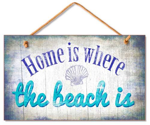 Home is were the beach is