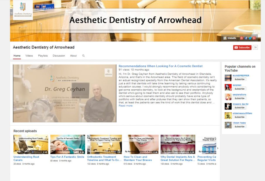 aesthetic-dentistry-glendale-launch-dentist-youtub