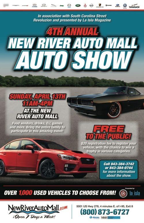 New River Auto Mall Auto Show