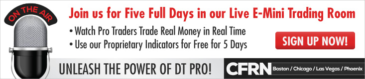 Live Emini Trading Room - 5 Day Free Trial / No CC Required