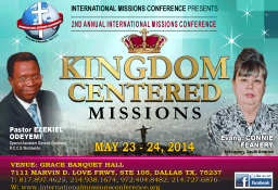 IMC May 2014 Missions Conference Dallas Texas