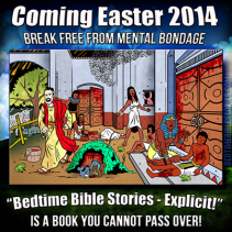 Bedtime Bible Stories - Explicit!