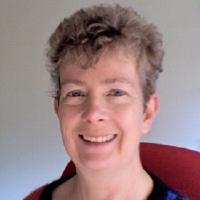 Katrina Mountfort, author of Future Perfect, book 1 of the Blueprint trilogy