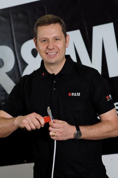 Andrew Sedman of R&M