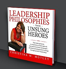 Christina Motley's latest leadership book offers practical tips and advice.